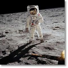 Buzz Aldrin. Apollo 11. 'A Man on the Moon'