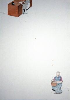 Geldregen (raining money)