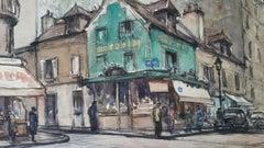 Ecole de Paris Mid 20th Century Paris Shops