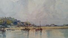 Mid 20th Century, Wales, Conwy Coastal Scene