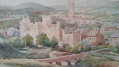 Mid 20th Century, Ludlow Castle and Town