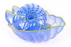 Three Piece Azure Blue Seaform Set