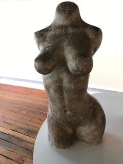 Nude Woman Torso