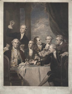 Members of the Society of Dilettanti