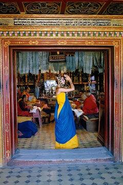 Outer Mongolia: Prayer at the Gandan Monastery in Ulan Bator