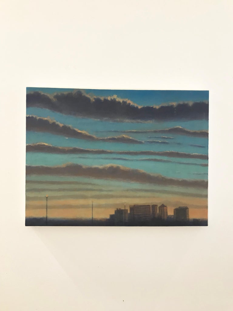Rosslyn  - Painting by Scott Ivey