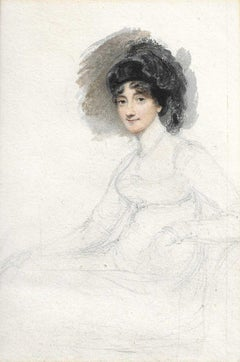 Portrait of Lady Romilly
