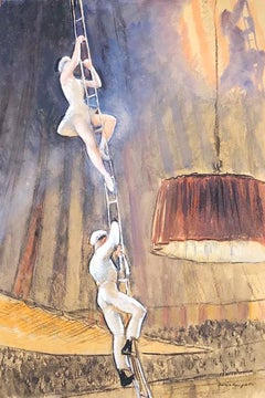 The Trapeze Artists
