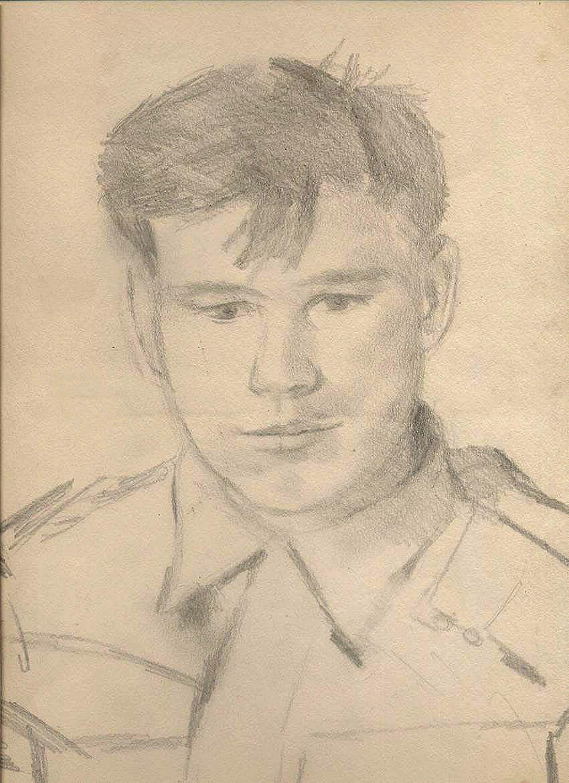 Portrait of a NCC Soldier 5