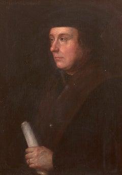 Portrait of Thomas Cromwell 1st Earl of Essex