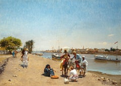 Cairo and the banks of the Nile