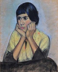 Portrait of Lajla