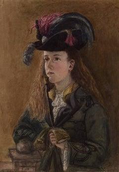 Portrait of Mary Braud