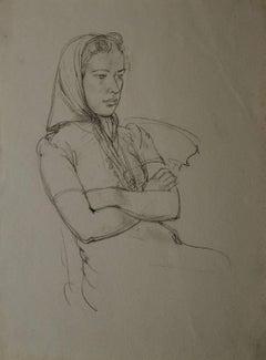 Portrait of HM Queen Elizabeth II