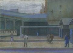 A London Station