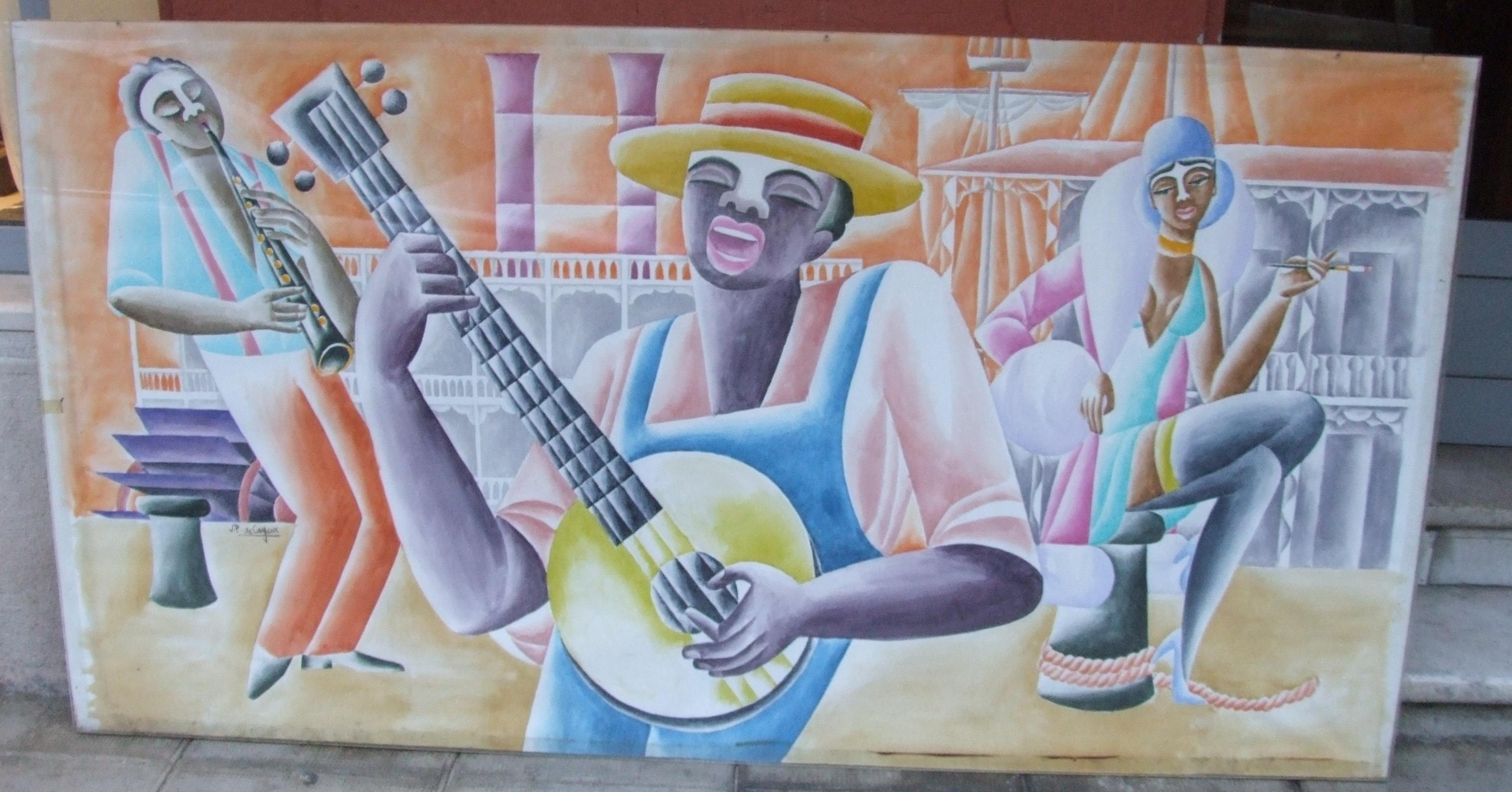 Jazz Panel #1