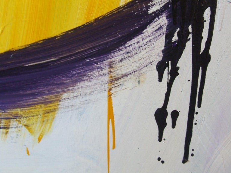 Scirocco - Abstract Painting by Pitti