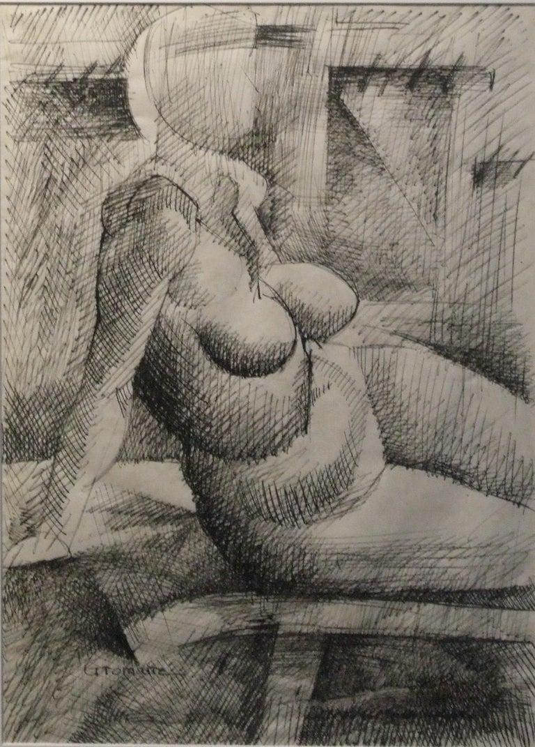 Marcel Gromaire Nude - Femme nue