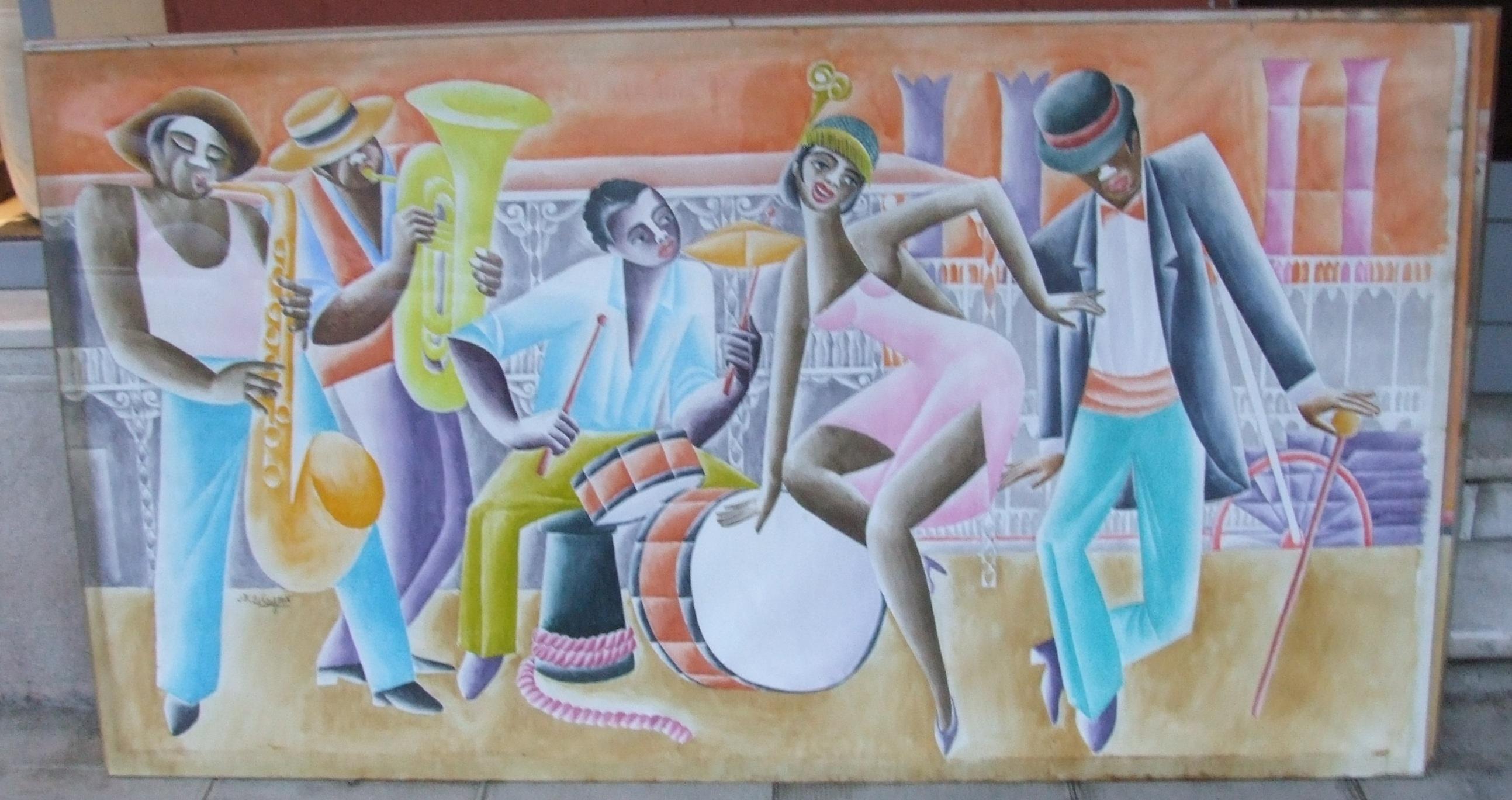 Jazz Panel #4