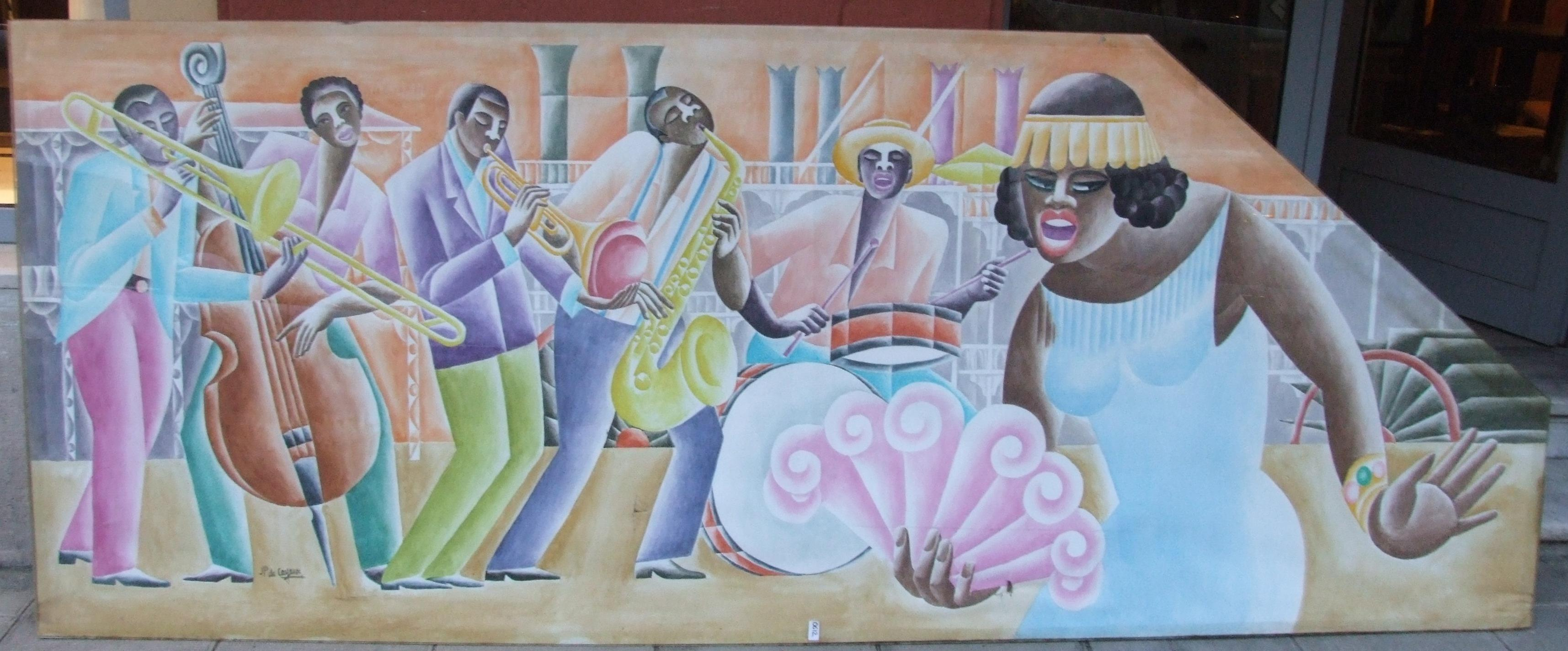Jazz Panel #5