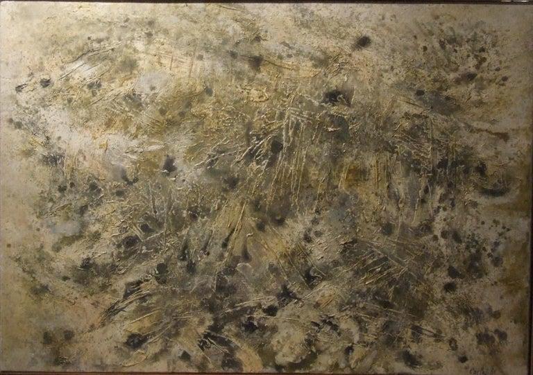 Carlos Carnero Abstract Painting - Peinture 5