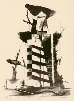 Tanks & Trees — Mid-century American Surrealism