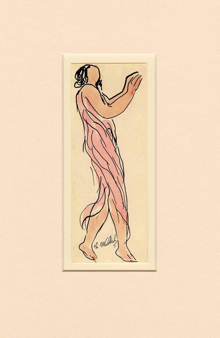 Untitled (Isadora Duncan Dancing 1) For Sale 1