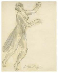 Untitled (Isadora Duncan Dancing 2)