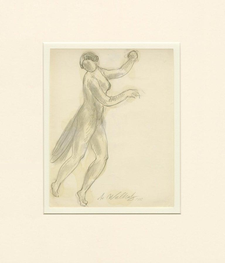 Untitled (Isadora Duncan Dancing 2) For Sale 1