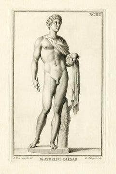 M Aurelius Caesar (Marcus Aurelius Caesar)