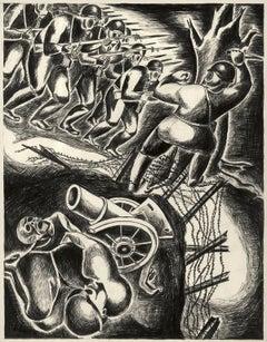 Death March — Spanish Civil War, Anti-facism