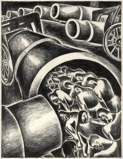 War Machine     — Spanish Civil War, Anti-facism