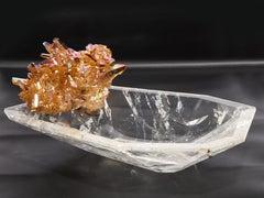 Crystal Bling Bowl 3 Sculpture