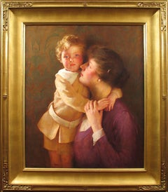 Sonny: Portrait of the Artist's Wife and Son