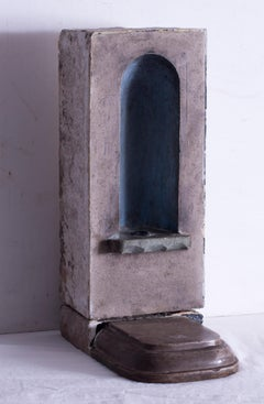 A Hopton Wood Stone Devotional Niche