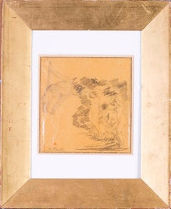 Fantin-Latour study of nudes, French, 19th Century