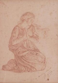 Femme en priere (Lady in prayer)