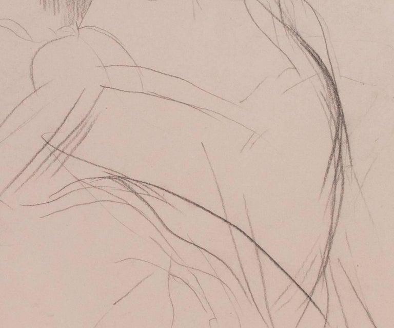 Giovanni Boldini (Italian, 1842-1931) Etude de femme au ruban noir Signed with atelier stamp (lower left), further inscribed, signed and dated by Emilia Boldini (the artist's wife) `no 77 le_ atelier Boldini. Emilia Boldini Carbona 1931' (on the