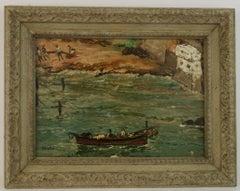 Neapolitan Fishermen Landscape