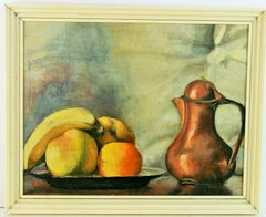 Impressionist Fruit Still Life