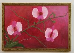 Flowering Orchiade