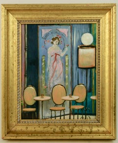 French Cafe Scene