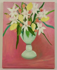 Floral Still Life Pink