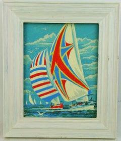 Sailing Regatta Landscape