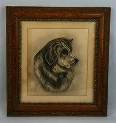 1910s Animal Drawings and Watercolors