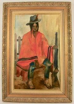 Reservation Indian Portrait