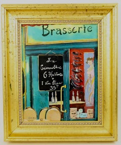 Lunch Time at The French Bistro #1