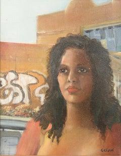 City Girl Portrait
