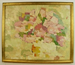 Pink Palette Abstract