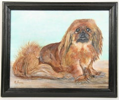 My Dog Tammy Animal Painting
